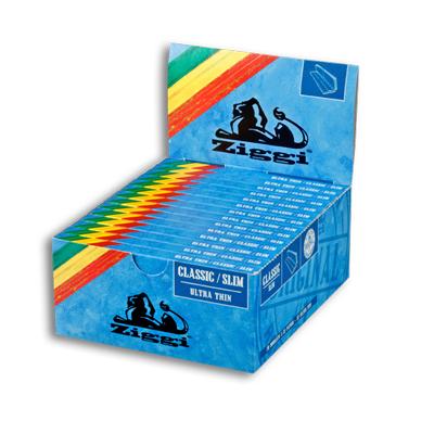 Cigaretové papieriky Ziggi Classic Slim Ultra thin King size s filtrami