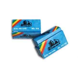 Cigaretové papieriky Ziggi Rolls Slim Ultra thin s filtrami
