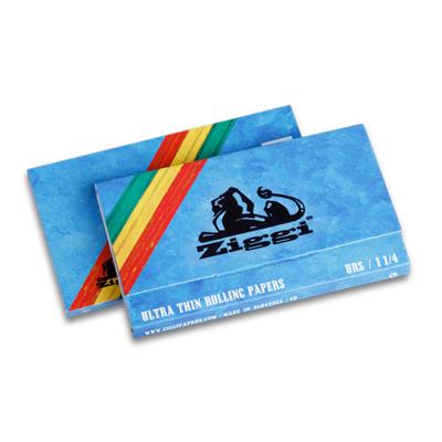 Cigaretové papieriky Ziggi URS Slim Ultra thin 1,1/4 s filtrami