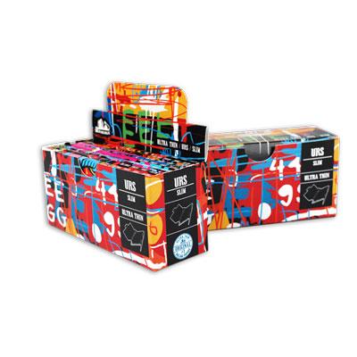 Cigaretové papieriky Ziggi URS Slim Ultra thin Natan King size s filtrami krabica