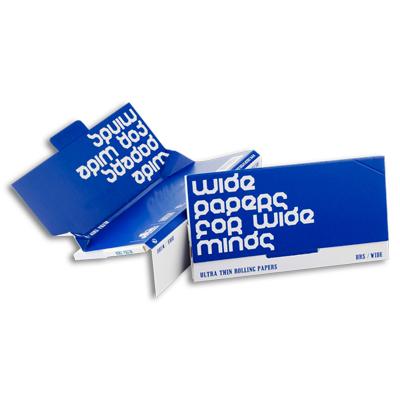 Cigaretové papieriky Ziggi URS Wide Ultra thin WPWM King size s filtrami