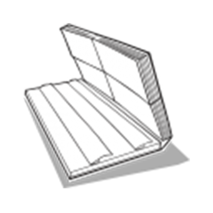 Cigaretové papieriky Ziggi Classic Slim Double Ultra thin King size s filtrami